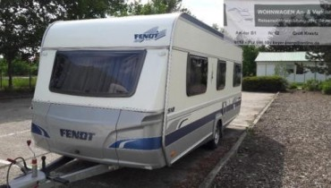 Wohnwagen Fendt 510 Saphir 'Top Zustand'