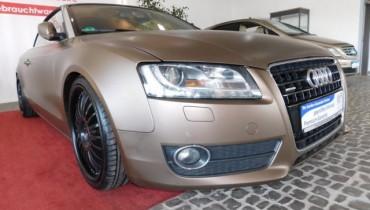 Audi A5 Cabriolet 3.0 TDI quattro -TÜV Neu - Navi