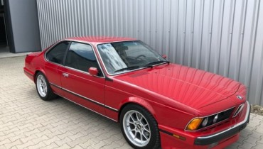 BMW M6 635 CSI aus Sammlung in guten Zustand